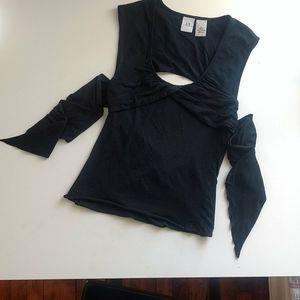 A/X Armani exchange black top